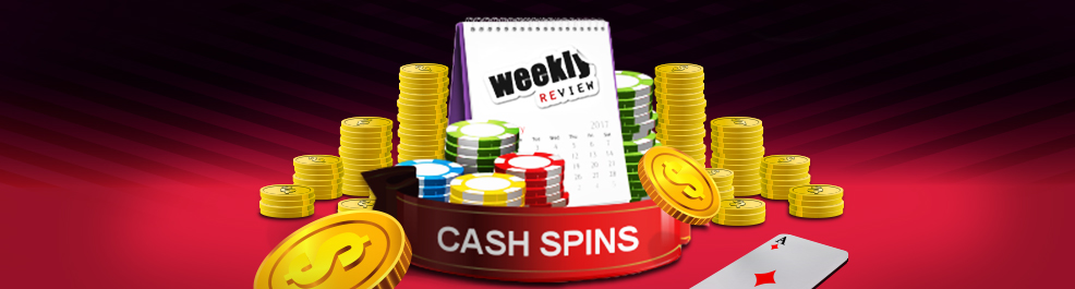 Weekly Cash Spins Casino Napoli